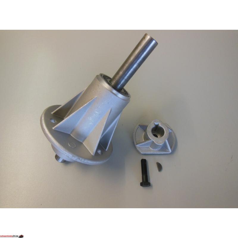 Messerwelle Messerspindel lang Castel Garden Honda Viking Sabo 82207200//1 122 cm
