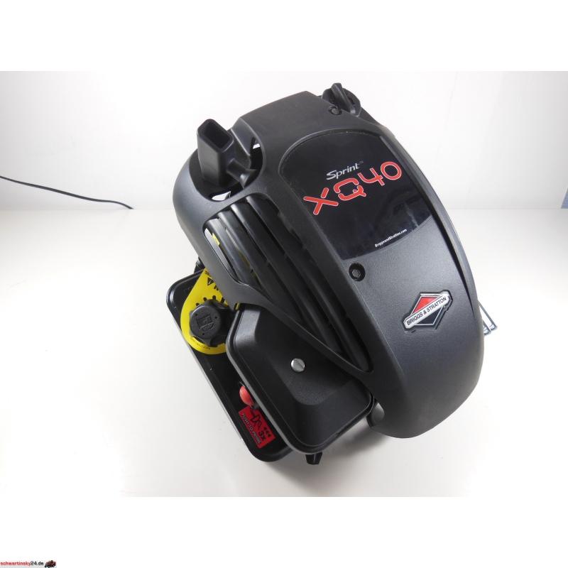 briggs stratton motor f r rasenm her 158cc 500 torque 22 2 62 mm kurbelwelle sprint classic. Black Bedroom Furniture Sets. Home Design Ideas