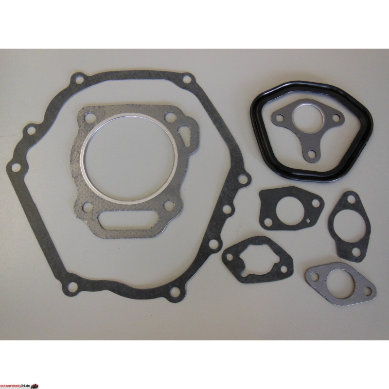 Dichtsatz Zykinderkopfdichtung Honda GX 390 Motor 8 teilig 8 Teile ...