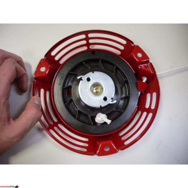 Handstarter Starter Seilzugstarter Rasenmäher für Honda GXV140 GXV160 Motor DE