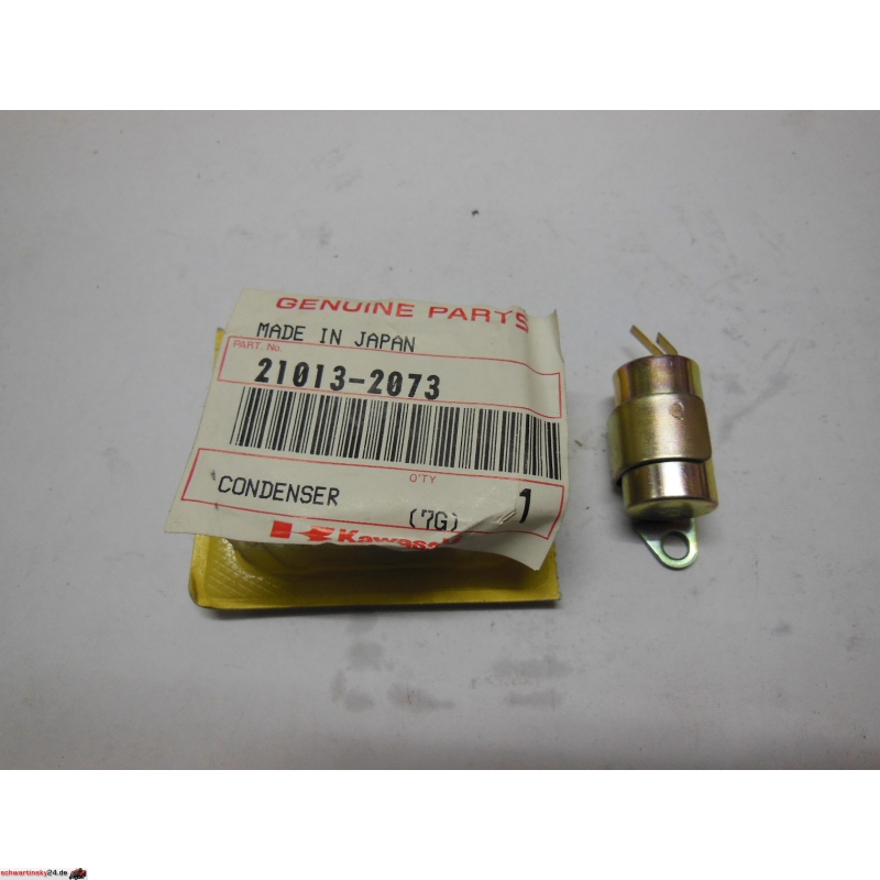 Kawasaki Motor Condenser Kondensator 21013-2073