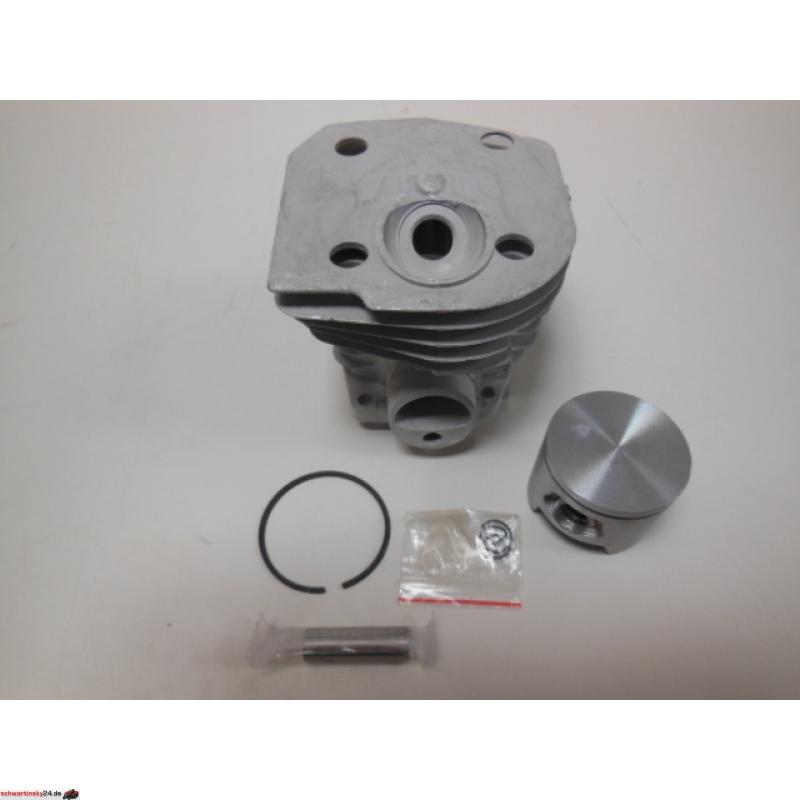 Zylinderset mit Kolben Husqvarna 346XP 350 351 353 44 mm Motorsäge Zylinder