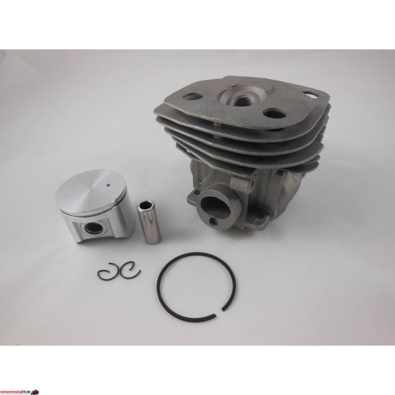 Zylinder / Zylinderset mit Kolben Husqvarna 357 357XP 359 47 mm Motor