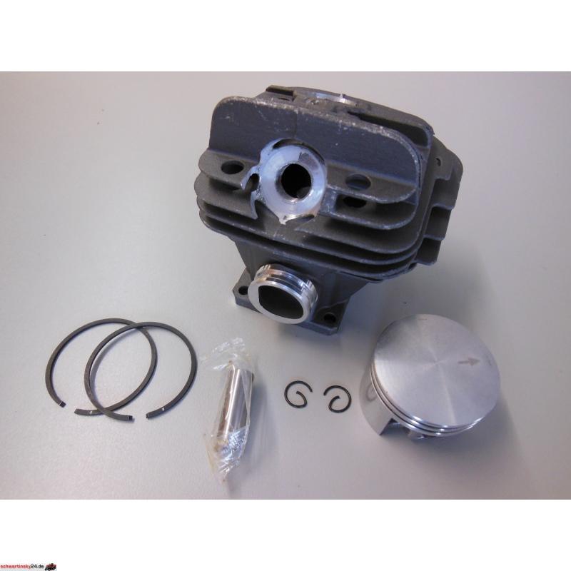 Kolben und Zylinder Zylinderkit passend für Stihl 026 44,7 mm