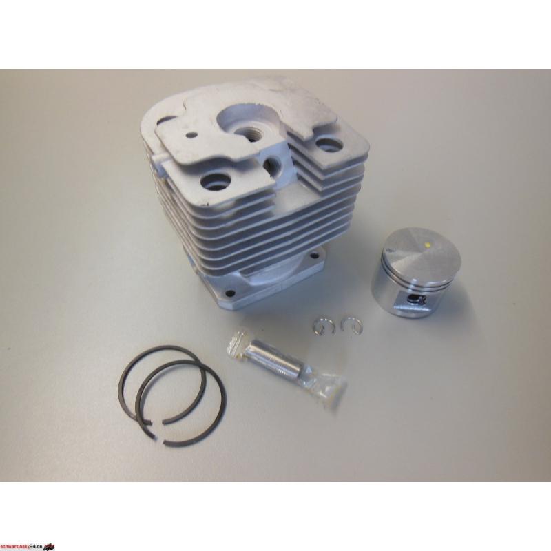 zylinder mit kolben f r stihl fs400 40 mm freischneider motorsen. Black Bedroom Furniture Sets. Home Design Ideas