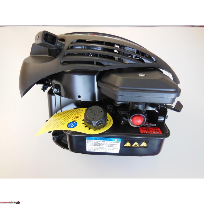 Briggs & Stratton Motor für Rasenmäher 158cc 500 Torque