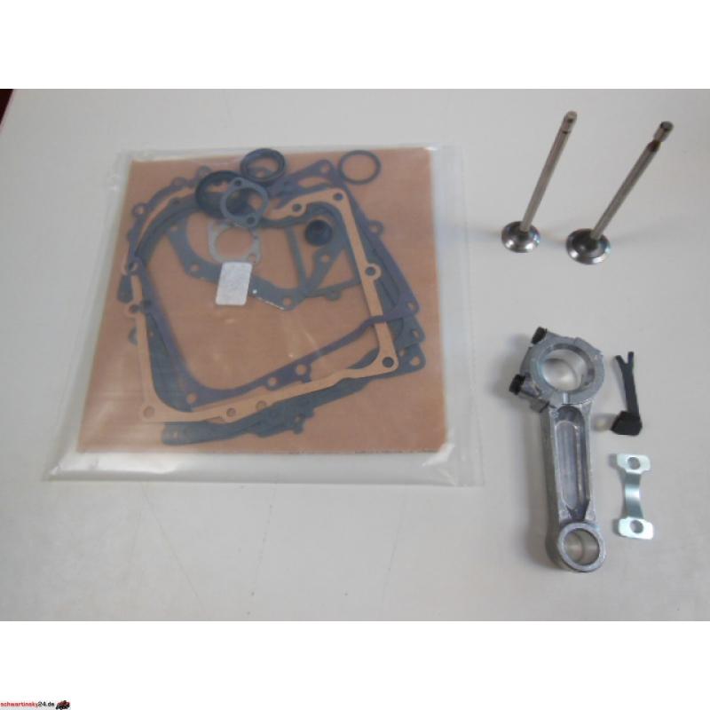 Kolbenringe passend für Briggs/&Stratton 391780 394665 394959 499996