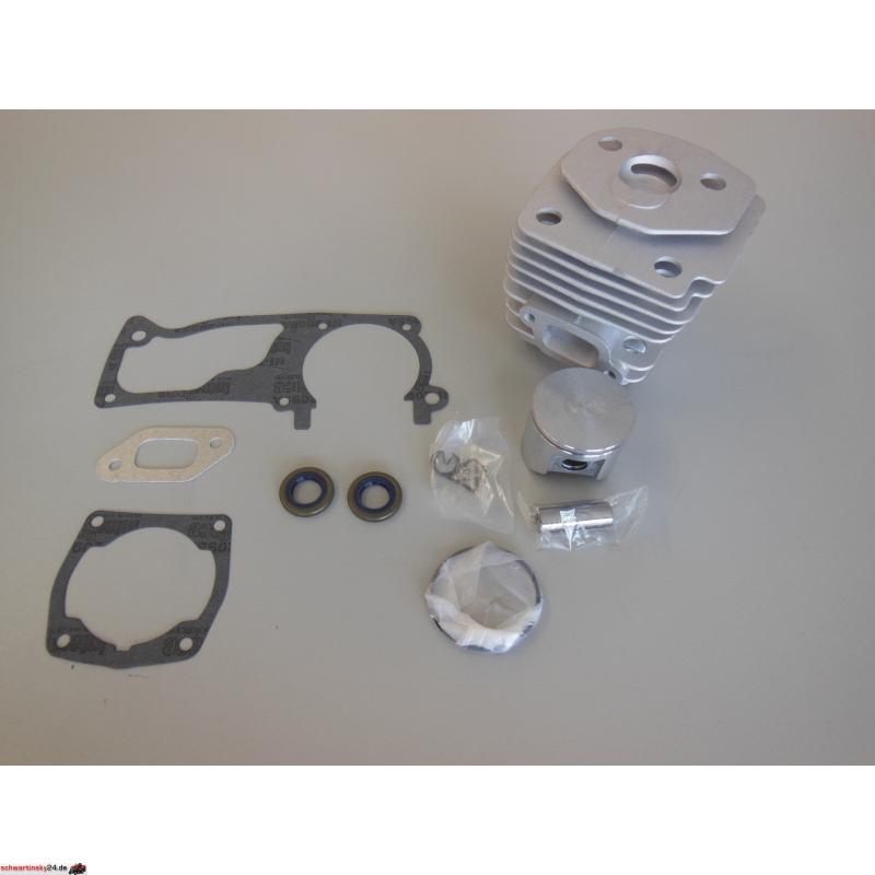 Kolben und Zylinder passend für Husqvarna 357
