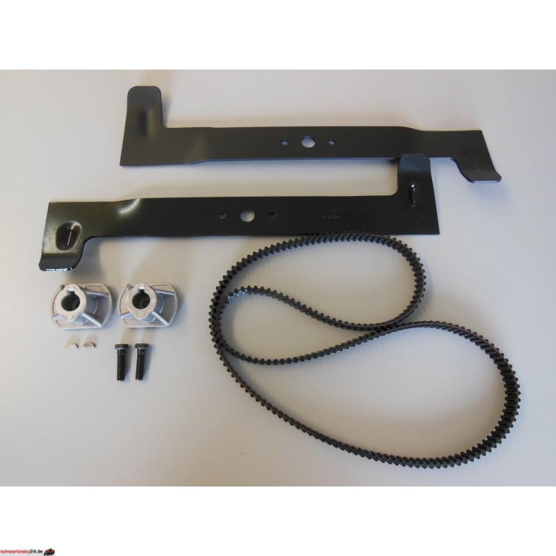 Messerschraube Rechtsgewinde passend Castelgarden XHT220 4WD Rasentraktor