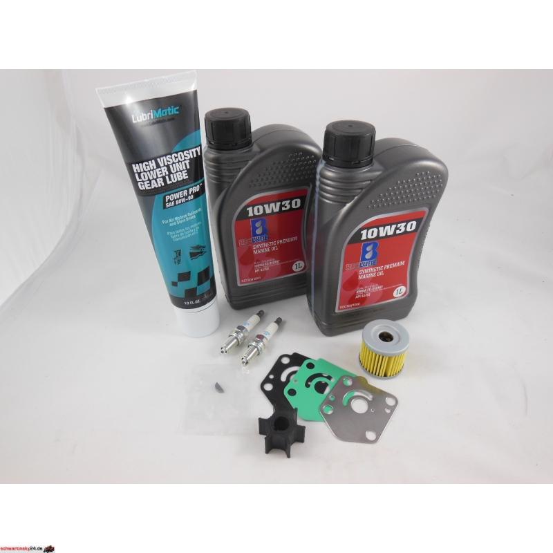 Impeller Wasserpumpe Wasserpumpenkit Suzuki DF9,9 DF15 17400-93951 17400-93950
