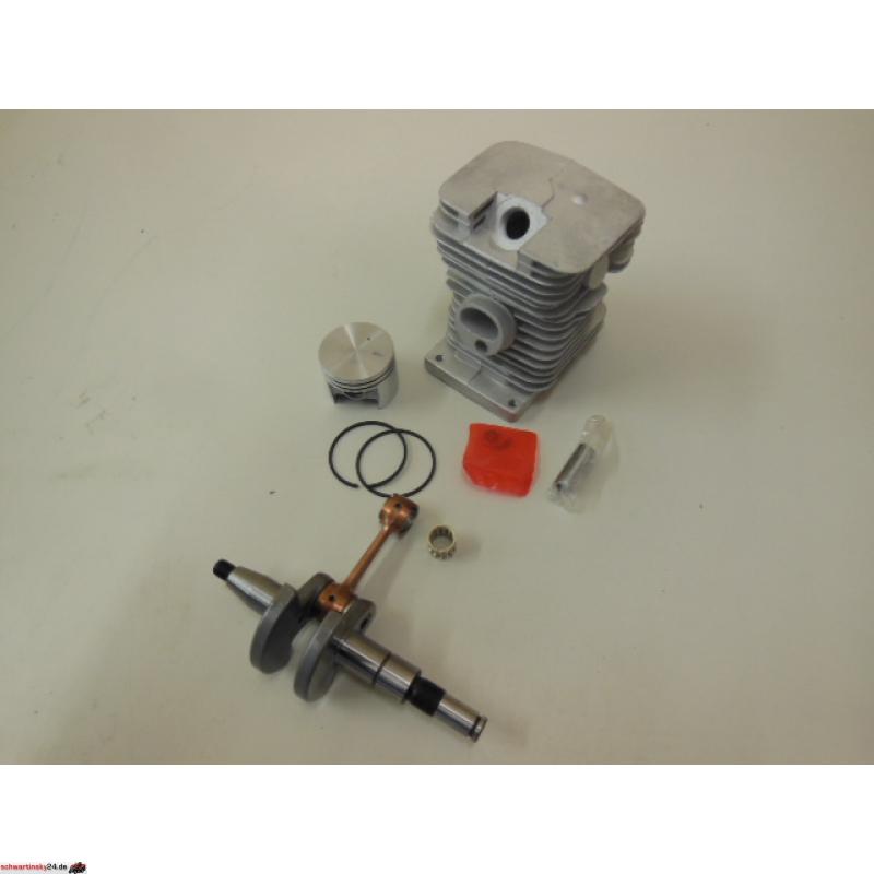 Kolben und Zylinder passend für Stihl MS180