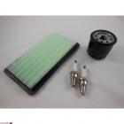 Wartungskit Wartungspaket Kohler Courage 1 Zylinder 15-21 HP Luftfilter Ölfilter