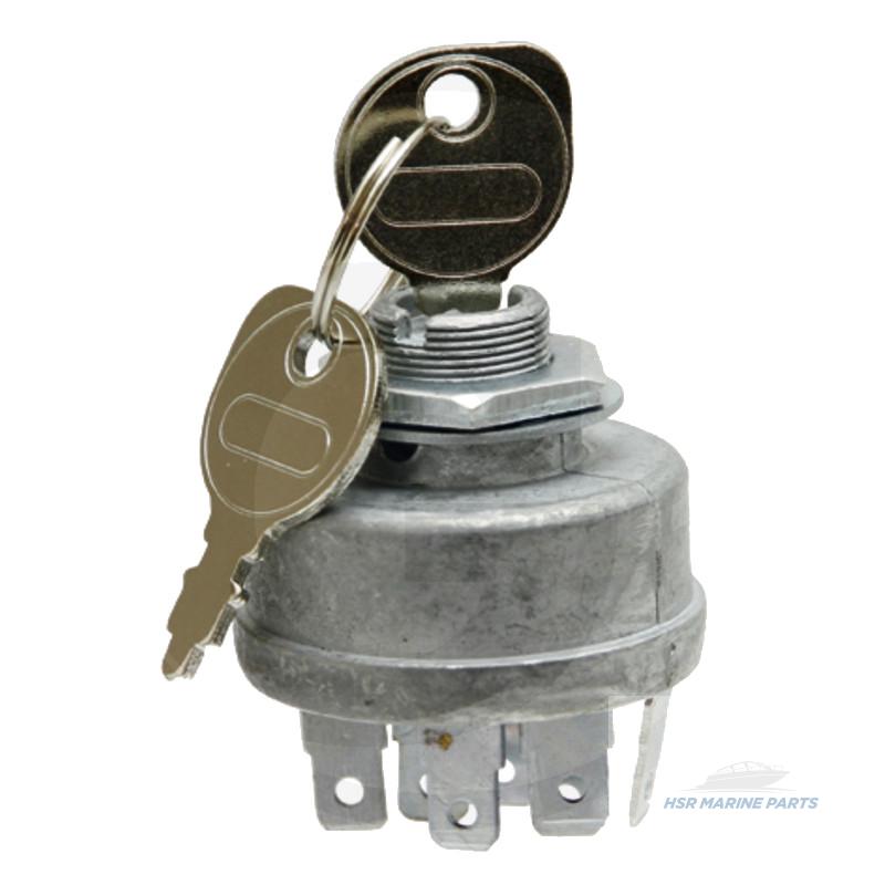 Zündschloss 7-Pol passend für Mastercut 92-155 13AM771E686 Rasentraktor
