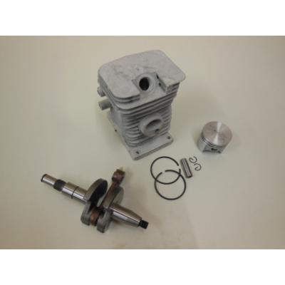 Kolben und Zylinder Zylinderkit Öldichtungen passend für Stihl MS180 MS170
